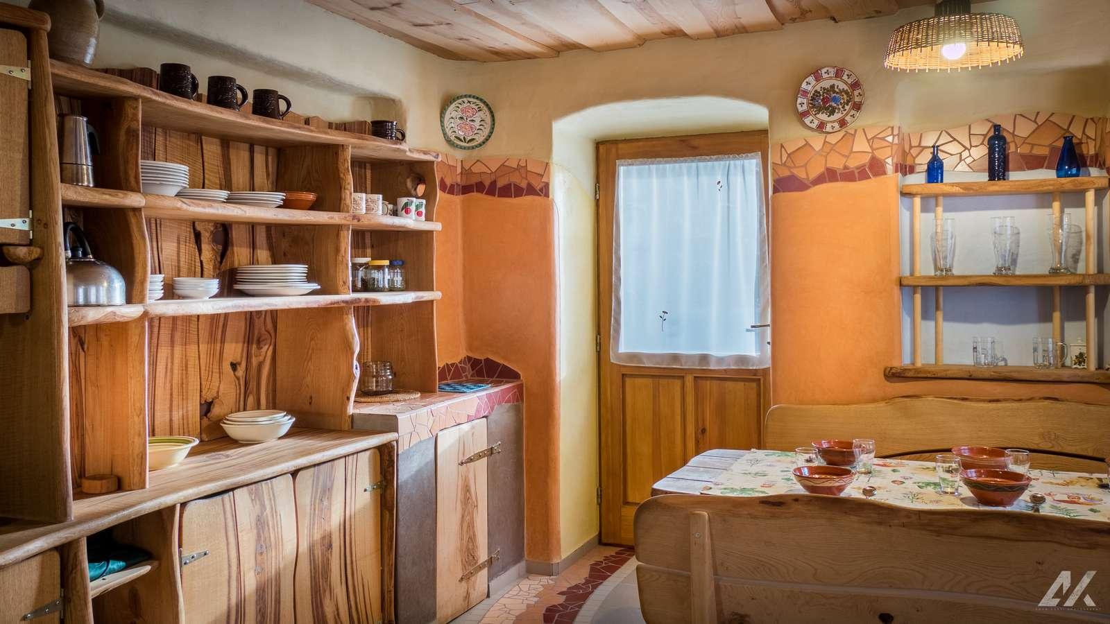 Kismélyvölgyi Vendégház - földszinti étkező - szállás Pécs