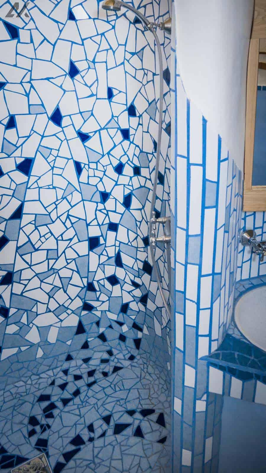 Kismélyvölgyi Vendégház - földszinti zuhanyzó - szállás Pécs